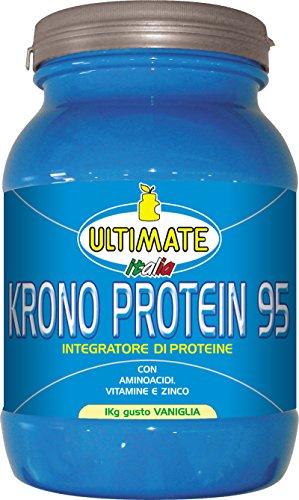 Ultimate Italia Krono CV Protein 95 Mix di Proteine - 1000 gr
