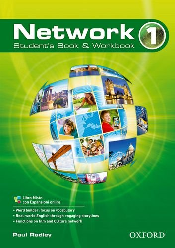 Network. Student's book-Workbook. Per le Scuole superiori. Con CD Audio: 1
