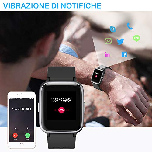 Zoom IMG-3 willful smartwatch orologio fitness tracker
