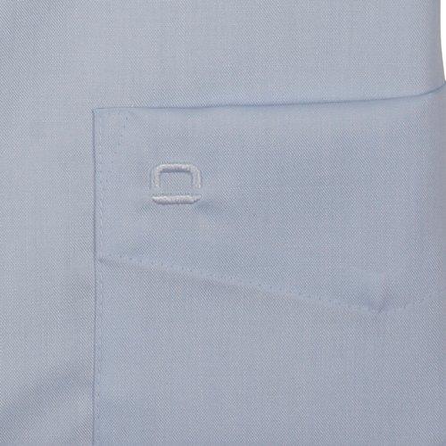 OLYMP Herren Hemd Modern Fit Kurzarm Bleu