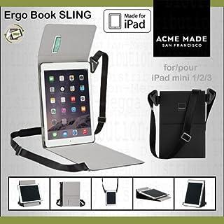 Acme Made Ergo Buch Sling Messenger Tragetasche/Ständer für Apple iPad Mini 1/2/3