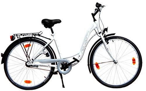 NEUZER Damen Cityrad Citybike CTB 26