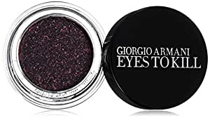 Armani Eyes To Kill Silk Eye Shadow Ombretto, #02 Lust Red