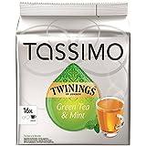 Tassimo twinning the vert menthe x16 - ( Prix Unitaire ) - Envoi Rapide Et Soignée