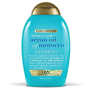 OGX Hydrate Plus Repair Argan Oil of Morocco Extra Strength Shampoo 385ml