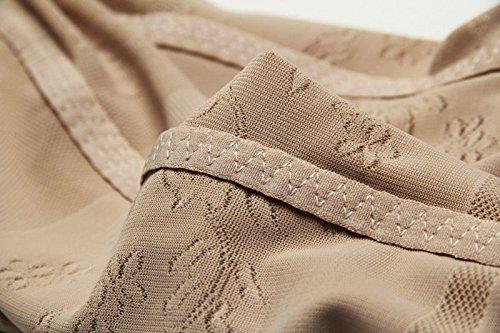 Bllatta Shapewear Body Dame Figurbetonend Musterlos Unterwäsche Regulierbar Black
