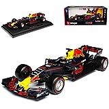 Bburago Red Bull RB13 Racing Daniel Ricciardo Nr 3 Formel 1 2017 1/18 Modell Auto