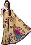 Samskruti Sarees Women's Abstract design...