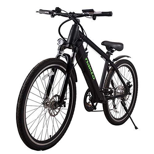 MERRYHE Bicicleta De Montaña Eléctrica 36V 250W Batería De Litio Extraíble E-Bike Citybike Tres Modos De Trabajo Bicicleta MTB Bicicletas...