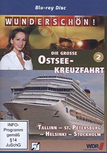 Die große Ostseekreuzfahrt (2) - Tallinn - St. Petersburg - Helsinki - Stockholm - Wunderschön!