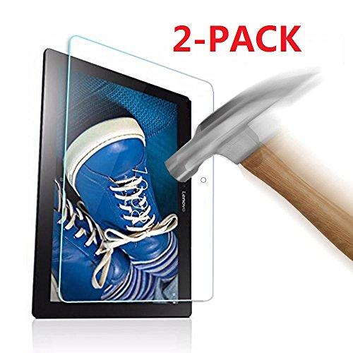 """pellicola tablet 10.1 lenovo KATUMO 2 Pack Pellicola Protettiva Compatibile con Lenovo Tab 2 A10-30 / A10-70 10.1"""" Tablet"""