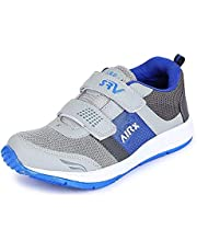 TRASE SRV Piper Kids Sports Shoes for Boys (with Adjustable Straps)