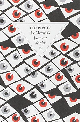 Le Maître du Jugement dernier por Leo Perutz
