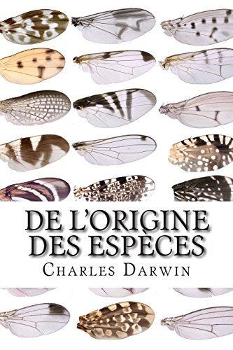 De l'Origine des esp??ces by Charles Darwin (2014-04-15) par Charles Darwin;Edmond Barbier