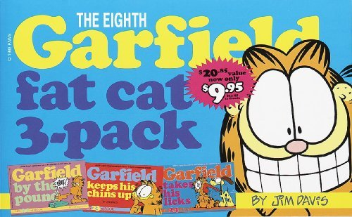 Eighth Garfield Fat Cat 3-pack (Turtleback School & Library Binding Edition) (Garfield Fat Cat Three Pack) by Jim Davis (1998-01-01)