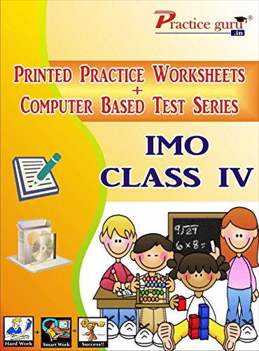 Worksheets & Test Series for IMO Class 4