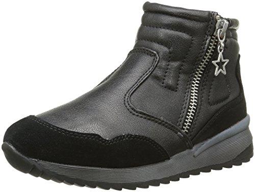 ASSOD3261 - Sneaker Bambina , Nero (Black (nero)), 33