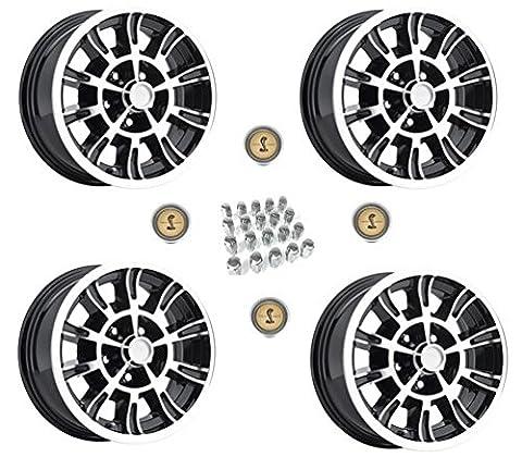 Velocity Parts 52766861–7x 15et7x114.3Jantes aluminium voitures