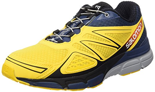 Salomon Uomo X-Scream 3D Scarpe Running Giallo Size: 41 1/3