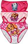 Paw Patrol Girls Skye Childrens 3 Pac...