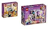 Steinchenwelt Lego Friends 2er Set: 41341 Andreas Zimmer + 41342 Emmas Zimmer