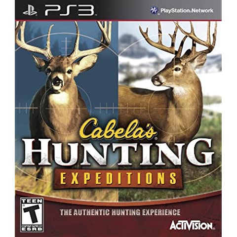 Cabela's Hunting Expeditions (Importación Americano)