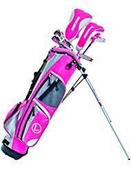 Longridge Girls Challenger Tour Golf Package Set (13-16 Years)
