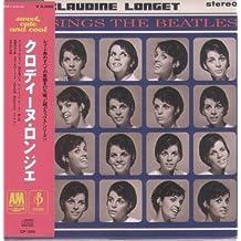 CLAUDINE LONGET Claudine Longet Sings the Beatles CD MINI LP WITH OBI by CLAUDINE LONGET