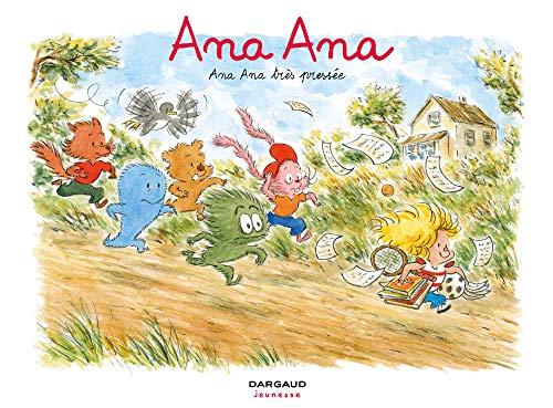 Ana Ana - tome 11 - Ana Ana très pressée