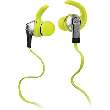 Monster iSport Victory In-Ear Headphone - Green