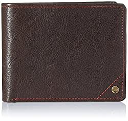 Hidesign Brown Mens Wallet (1003 002-Regular-Brown)