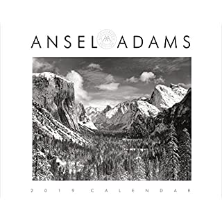 Ansel Adams 2019 Wall Calendar