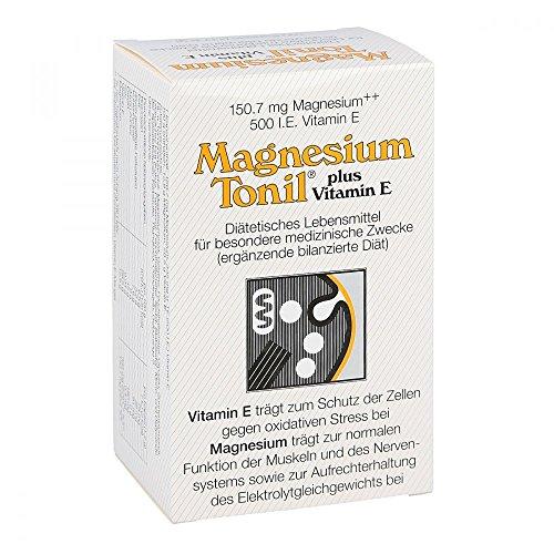 Magnesium Tonil plus Vitamin E Kapseln 100 stk