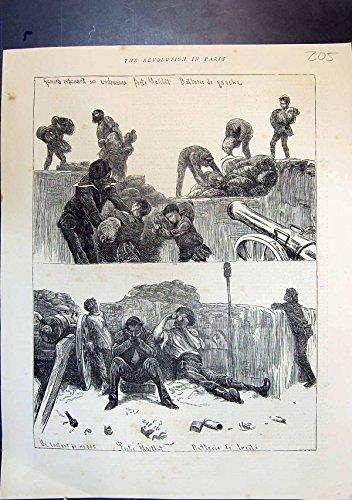 Drucken Sie die Jungen, die Gestalt-Damm-Sandsäcken Porte Maillot 1871 205J619 Helfen (Maillot Drucken)