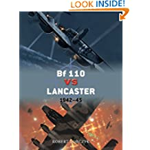 Bf 110 vs Lancaster: 1942–45 (Duel Book 51)