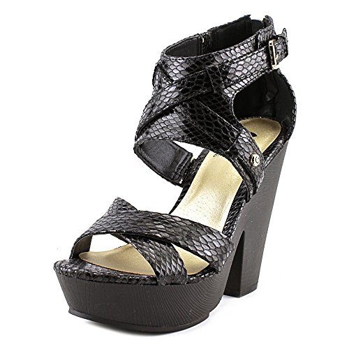 G By Guess Sissta Femmes Synthétique Sandales Black