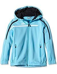 Jako Children's Hooded Jacket Performance Multi-Coloured