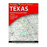 Delorme Atlas & Gazetteer Texas