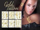 Metallic Tattoos Bracelet Collection 2