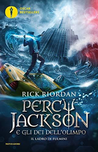 Il ladro di fulmini. Percy Jackson e gli dei dell'Olimpo: 1
