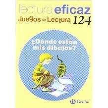 ¿Dónde están mis dibujos? Juego de Lectura (Castellano - Material Complementario - Juegos De Lectura) - 9788421660218