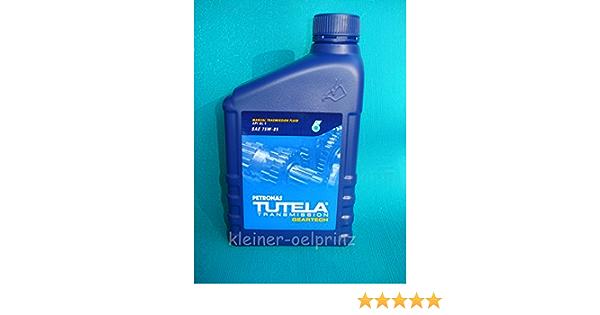 Petronas Tutela Transmission Geartech 75w 85 Getriebeöl In Der 1 Ltr Dose Auto