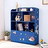 Emall Life Kinder-Bücherregal und Aufbewahrung, Kinder-Bücherregal, für...