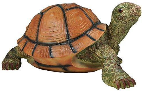 Dekofigur Schildkröte Wanda Gartenfigur Teich Dekoration Reptil Tierfigur   Garten > Dekoration > Dekofiguren   colourliving
