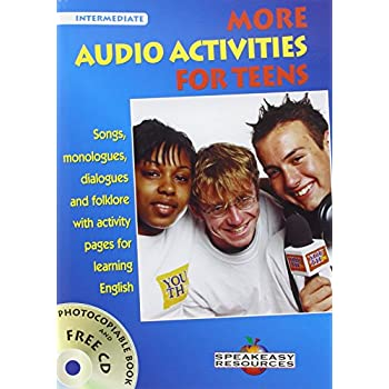 More audio activities for teens