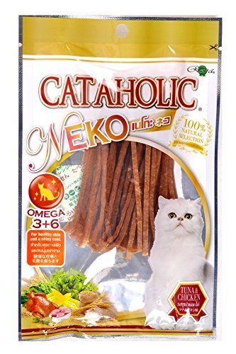 Rena Neko Cat Chicken & Tuna - Pack Of 3