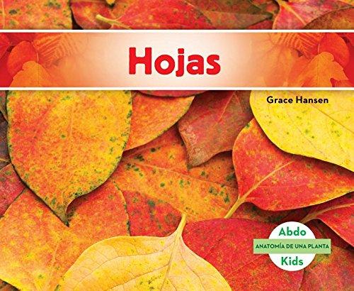 SPA-HOJAS (LEAVES) (Anatomía de una planta/ Plant Anatomy) por Grace Hansen