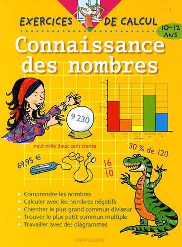 Exercices de calcul : Connaissance des nombres, 10-12 ans