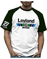 Retro Formula 1 Historic Leyland Grand Prix 100% Cotton T-Shirt
