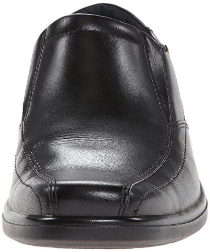 Hush Puppies Men's Rainmaker Slip-On Loafer, Black, 10 W US Black